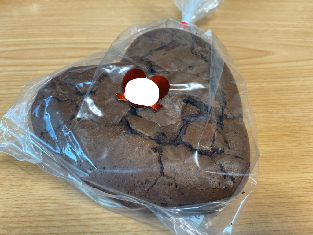 アヤベ洋菓子 チョコブラウニー