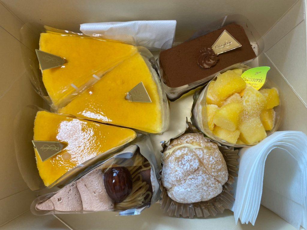 ケーキ工房「アンダンテ」ケーキ