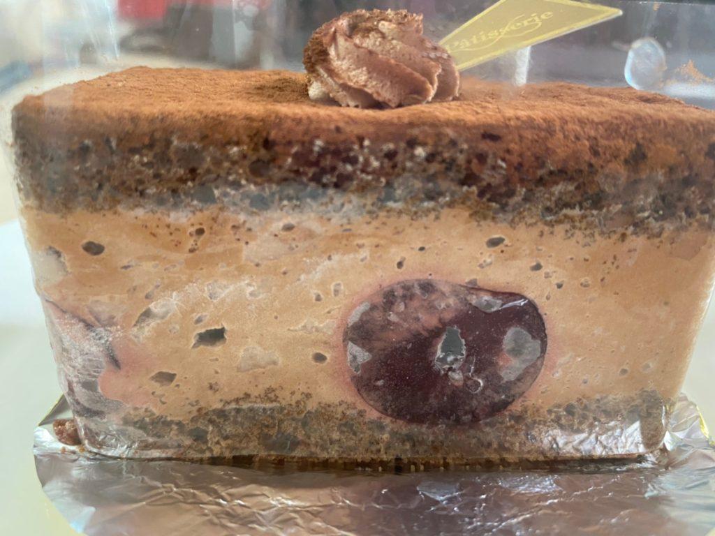 ケーキ工房「アンダンテ」ガトーショコラ