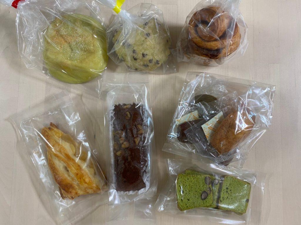 焼き菓子専門店「高松製菓」で買った商品